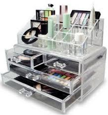 cosmetics makeup organization challenge