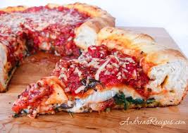 chicago style stuffed pizza andrea meyers