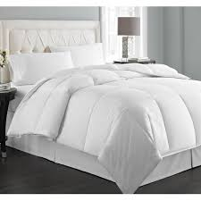 down vs down alternative comforter. Contemporary Alternative All Season Supreme Cotton Down Alternative Comforter Intended Vs W