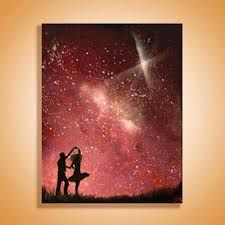 painting canvas ideaspainting ideas for art best couple canvas art products on wanelo