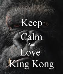 King Kong Love Quotes. QuotesGram via Relatably.com
