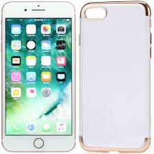<b>Чехол</b> Electroplating TPU case для iPhone 7 gold купить в Украине ...