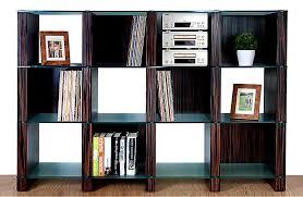 vinyl record storage furniture. Cabinets Walnut Audinni Large WAX Vinyl Storage Rack Macassar Record Furniture R