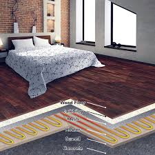 Laminate And Timber Floor Heating