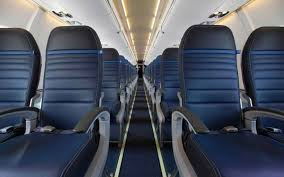 united s thinner slimline seats ing soon to its b757 200s photo united airlines
