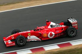 P1: Michael Schumacher (GER) - Ferrari F2002 - 144 Points ...