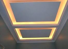 tray lighting ceiling. Tray Ceiling Lighting Rope