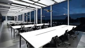 lighting in an office. Dyson Lighting In Office An