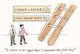 ladders jobs career change can feel a bit scary whether it is getting a new