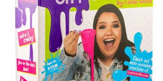 you star karina garcia launches official make your own slime kit