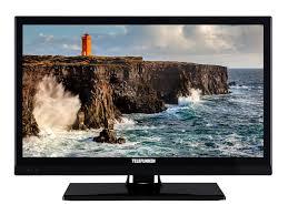 Telefunken Xf22d101 56 Cm 22 Zoll Fernseher Full Hd Triple Tuner