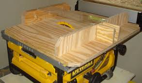 dewalt table saw sled. cross cut sled for the table saw | visual engineering a .. dewalt
