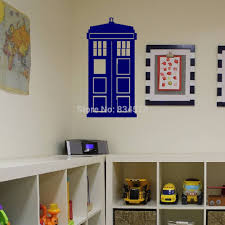 tardis wall decal roselawnlutheran pertaining to recent doctor who wall art gallery 24 of