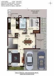 54 fancy 30 x 40 duplex house plans south facing