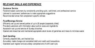 Resume Skills Examples Magnificent Good Resume Skills Examples Resume Ideas Pro