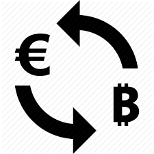 1 bitcoin equals 46307.01 in eur 1 euro equals to 0.000022 btc last updated at 27 march 2021, 08:04 utc. Bitcoin Euro Exchange Rate To Convert Money Icon Download On Iconfinder