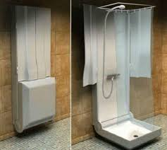furniture that saves space. space saving shower using furniture that saves e