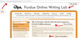 Mla In Text Citation For Website In Text Citation Examples For Websites A Step By Step Guide How