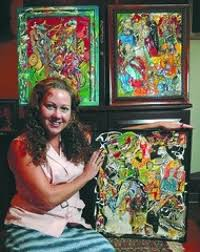 Jeanne McDermott paints the history and spontaneity that is jazz ...