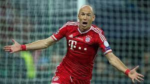 Robben celebrates 30th birthday - FC Bayern Munich