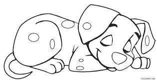 Coloring Pictures Of Puppies Cartoon Puppy Coloring Pages Coloring