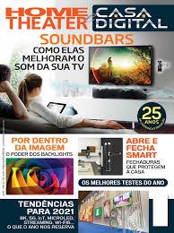 Edição 296 – Janeiro/2021 – Revista Home Theater & Casa Digital