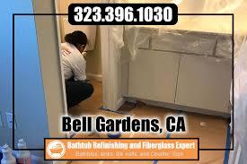 bell gardens ceramic tile refinishing