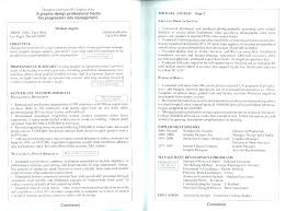 2 Page Resumes Unique Can Resume Be 48 Pages Resume Page Layout Sample Layouts Resume 48