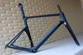 chinese carbon road bike frame tt x1 custom paint bicycle frame