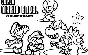 Fresh Super Mario Odyssey Coloring Pages And Coloring Fascinating