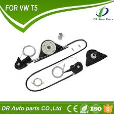 repair kit electric sliding door lock complete set for vw t5 right