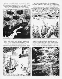 the drunken boat by arthur rimbaud julian peters comics the drunken boat by arthur rimbaud