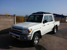 H15 HALO Toyota Land Cruiser 79 Dual Cab - Safety Engineering ...