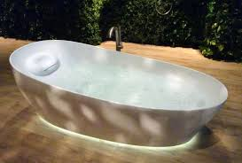 Tub You This Bathtub From Toto Will Let You Experience Floating On Water