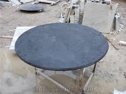 bluestone tabletops countertop round square table top