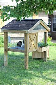 20 diy rabbit hutch plans you can build