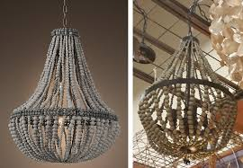 wood bead wooden chandelier edit with regard to popular residence wooden beaded chandelier ideas