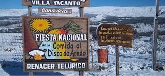 Fiesta Nacional de la comida al disco de arado Calamuchita @ Villa Yacanto | Córdoba | Argentina