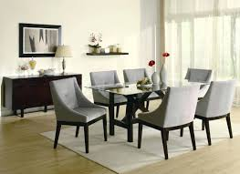 armed dining room chairs contemporary. dark grey dining chairs high back upholstered room armed contemporary 103