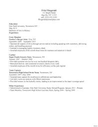 Sample Resume For Restaurant Server Tomyumtumweb Com