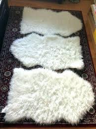 ikea faux fur rug sheepskin fur rug pink sheepskin review faux sheepskin rug review