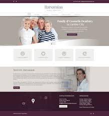 Dental Office Website Design Magnificent Cosmetic Dental Website Design For Dentists Solution48