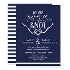 tying the knot invitations & announcements zazzle The Knot Wedding Envelope Etiquette tying the knot calligraphy wedding card Stuffing Wedding Envelopes Etiquette
