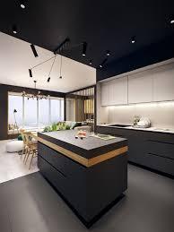 U S S Home Krak³w on Behance moderns kitchens