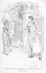 will you do me the honour of reading that letter from undated nelson and sons edition of pride and prejudice