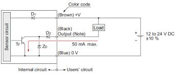 amplifier built in ultra slim photoelectric sensor ex 10s i o npn output type