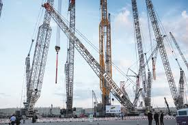 Kobelco 300 Ton Crawler Crane Load Chart Crawler Cranes Forward Advance Article Khl