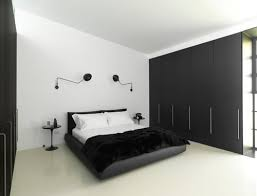 white room black furniture. Minimalist Black And White Room Modern Bedroom Furniture Designs A