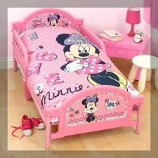 Minnie Mouse Bed In A Bag Mouse Bedroom Set Full Size Us In Toddler ...