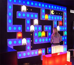 cool lighting pictures. Geeky Lighting \u2013 The Pac-Man Blocks Cool Pictures